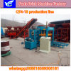 Germany Technology Portable Concrete Block Making Machine of China
