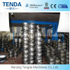 Twin Screw and Barrel Extruder Concial Double Screw Barrel
