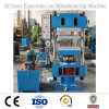 Hot Sale PLC Press Machine/PLC Control Lab Vulcanizing Machine