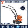 Hy-Gt590 Mini Tiller Power Tiller Price Gasoline Tiller