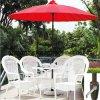 2016 The Best Selling Cheap Side Banana Umbrella (TS-036)