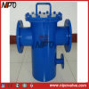 Cast Steel Flanged End Basket Strainers