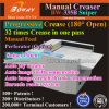 Laminated Paper Hand Manual Feed Image Drift Compensation Sniper Progressive Creaser (Option Perforator)