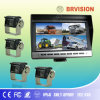 "Brvision Unique Design 10.1"" Quad Split Screen Monitor,"
