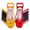 Portable Emergency Rechargeable LED Solar Camping Lighting for Outdoor Use