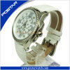 Round-Shaped High Quality Stainless Steel Watch Hot Sale Ladies Watch