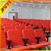 Jy-308 Room Dimensions Antique Fabric with Armrest Theater Auditorium Music Hall Chair Wooden Cafe Chair Outdoor Concert Chairs
