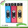 New Design High Quality Windproof Metal Electric Arc Rechargeable USB Lighter