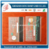 Clear Transparent Card with Magnetic Sripe