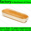Disposable Baking Mold, Natural Wooden Baking Mould for Bakery
