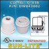 Gu24 Rocker Switch Lampholder, Gu24 Lampholder; Q-43b