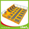 Liben Commercial Indoor Rectangle Children Trampoline