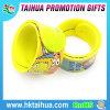 Hot Selling Heat Transfer Printing Silicone Slap Bracelet (TH-056)