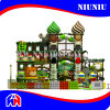 Forest Theme Indoor Playground Equipment with Soft Play