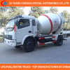 China Hot Sale 4X2 4000L Self-Loading Concrete Mixer for Sale