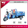60V 30ah ~45ah Electric Cargo Loading Trike for Countryside Transfer