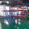 Loft Rack Attic Style Rack Acceptable Customized Size Warehouse Racking