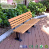 Wholesale Wood Composite WPC Outdoor Street Park Garden Bench