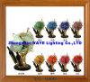 Yaye 18 Hot Sell Ce/RoHS Lighting Gemstone Globe/ Gemstone Globe /World Globes / Home Decoration