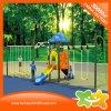 Doggie Top Cap Kids Manual Cradle Outdoor Slide Playground Equipment with Swing