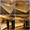 Luminous Bar Counter, Lighted Bar Counter, Acrylic Bar Counter