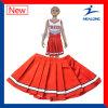 Healong Hot Sale Sportswear Digitally Printing Wholesale Cheerleading Uniform with Skirt