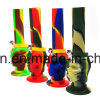 Various Color Silicone Smoking Water Pipe (DD5)