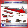 Extrusion Profile Making Machine/Manufacturing Process for PVC/WPC