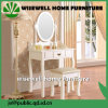 Wooden Dressing Table with 3 Drawer (W-HY-021)