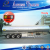 50000 Liters Milk Transport Stainless Steel Tank Semi Trailer