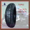 Tubeless, Long Life, ISO Nylon 6pr Motorcycle Tyre 350-10tl, 300-10tl