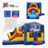 New Design Inflatable Castle/Inflatable Bouncer with Slide for Kids (CH-IC3012)