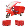 Fast Food Delivery Electric Tricycle E-Car HDF800-3)