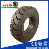 7.00-12 Industrial Forklift Tire with 3 Stage Design