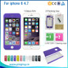 360 Degree Cases for iPhone I Phone 6 & Tempered Glass