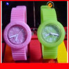 Round Kids Teen Silicone Wrist Watch Fashion Watch