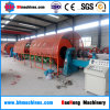 Worm Clamping Device Rigid Wire Stranding Machines Copper Stranding Machine