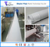 Plastic Ventilation Duct Pipe Making Machine / PP Wire Reinforced Winding Pipe Extrusion Line