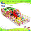 Superboy Kids Soft Playground with Slide and Trampoline