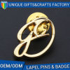Zinc Alloy Custom Design Shape Metal Badge
