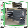 Supermarket Equipment Showcase Shelf and Metal Wine Rack