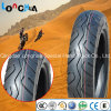 Longhua Factory Supply Durable Motorcycle T/T T/L Tire (3.50-10, 3.00-8)