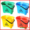 Plastic Mop Bucket With Wringer (01090700000510)