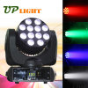 12*10W RGBW 4in1 LED Beam Moving Head