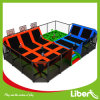 Commercial China Import Large Size Indoor Trampoline Park