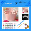 BBA Cupcake Wrapper with Color Alphabet (BCW1012)