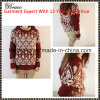 2015 Autumn&Winter New Fashion Ladies Round Neck Long Sleeve Geometric Contrast Color Pullover Knitted Garment Stock (SK414)