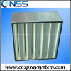 Combined V Bank Filter Clean Room Ceiling Air Filter