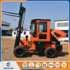 Ce Approved 3000kg 3m or 4.5m All off Road Forklift