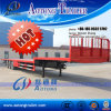 2015 China Supplier Side Wall Semi Trailer Bulk Cargo Trailer